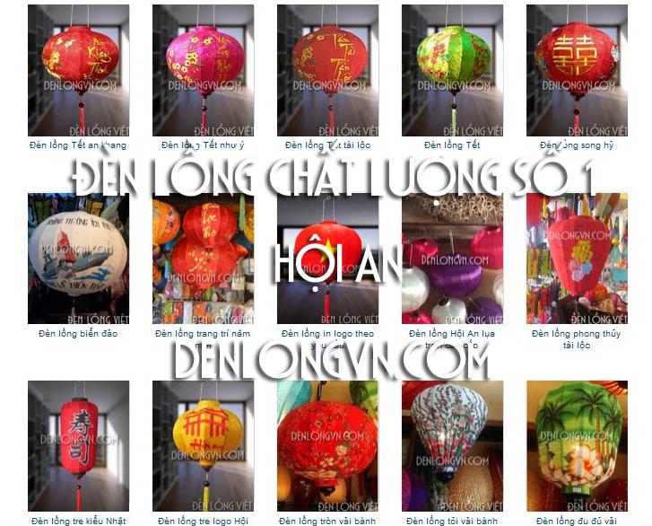 đèn lồng chất lượng số một hội an Địa chỉ mua đèn lồng hội an ở Hà Nội