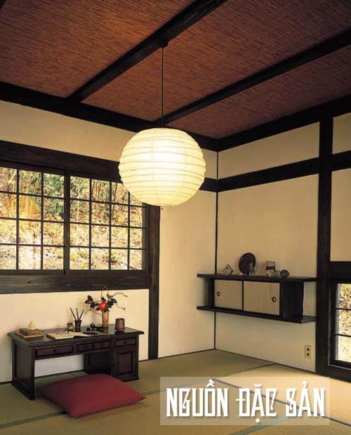 Đèn tròn kiểu Nhật Bản