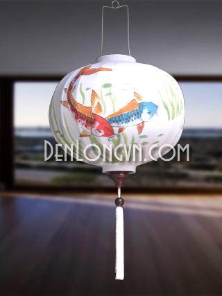 DLV006 Mẫu đèn lồng Nhật bản trang trí cửa hàng