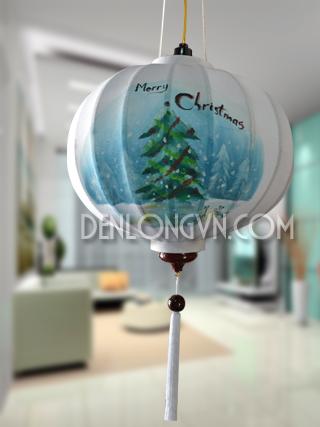 DLV008 Đèn lồng trang trí Lễ Noel 2013