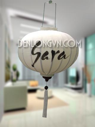 DLV009 Mẫu đèn lồng Nhật bản trang trí cửa hàng