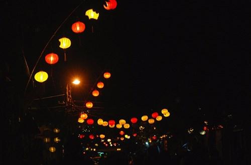 Hội An lung linh đèn lồng phố cổ Đèn Trung Thu truyền thống