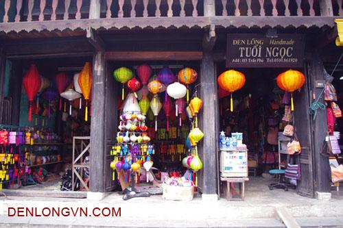 Xưởng sản xuất Đèn lồng Việt - 103 Trần Phú - Hội An