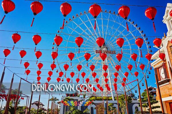 con duong den long hoi an dep nhat 2 Sự kiện lễ hội đèn lồng Hội An đẹp nhất Đà Nẵng