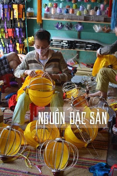 consetre lam den Trang trí đèn lồng khu du lịch Con Sẻ Tre   Nha Trang