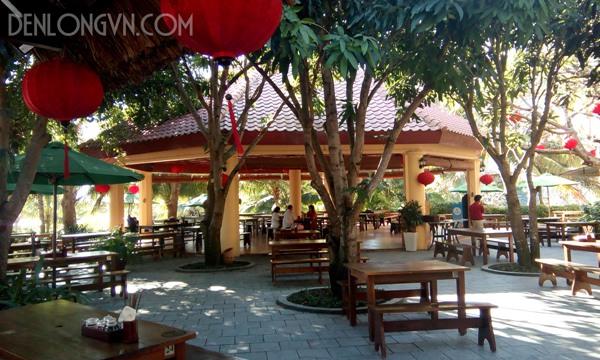 den long Nha Trang Đèn lồng trang trí nhà hàng ở Nha Trang