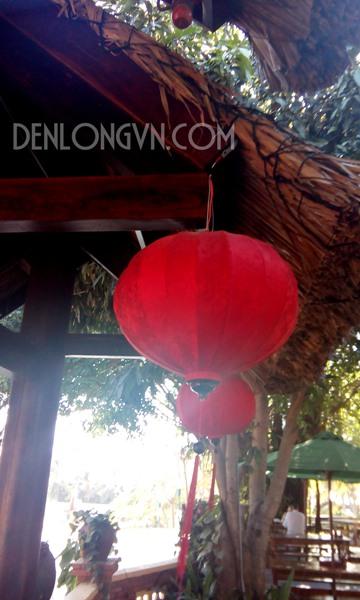 den long Nha Trang2  Đèn lồng trang trí nhà hàng ở Nha Trang