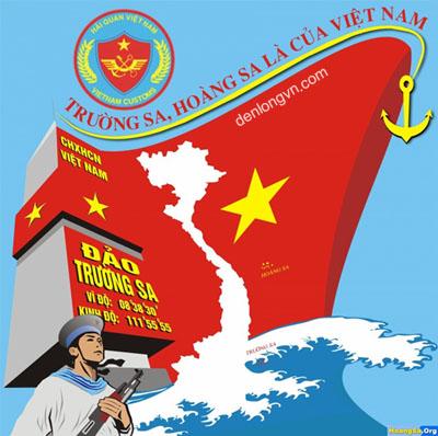 den long bien dao viet nam 3 Đèn lồng biển đảo Việt Nam