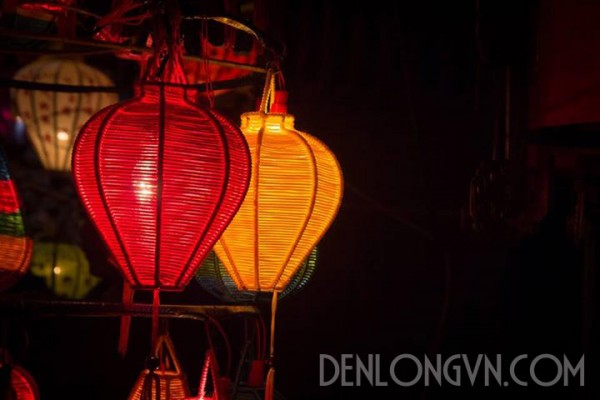 den long hoi an kieu day