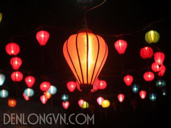 den long thu cong hoi an 1 Lễ hội đèn lồng