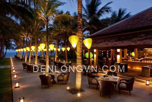 den long trang tri resort 1 Đèn lồng trang trí Resort