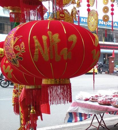 den long trung quoc 1 Phân biệt Đèn Lồng Việt và Đèn Lồng Trung Quốc