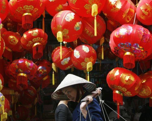 den long trung quoc Phân biệt Đèn Lồng Việt và Đèn Lồng Trung Quốc