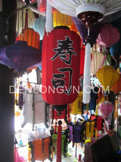 denhoian nhatban 1 Mẫu đèn lồng Nhật bản trang trí cửa hàng