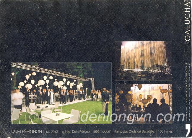 denlongviet paris Đèn lồng Việt lung linh khoe sắc trên đất Paris hoa lệ