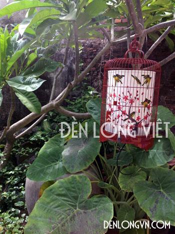 Chiếc đèn lồng chim độc đáo xuất đi Nhật để trang trí cho Lễ hội văn hóa Việt Nam tại Nhật Bản 2013