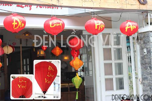 Cửa hàng Đèn lồng Việt tại Sài Gòn