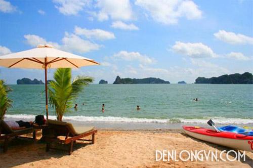Khách sạn Hải Long là khách sạn tiêu chuẩn 3 sao tại Cát Bà