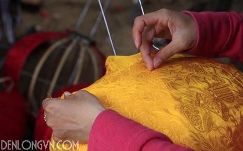 lam den long hoi an1 Chung tay phát triển nghề thủ công Việt