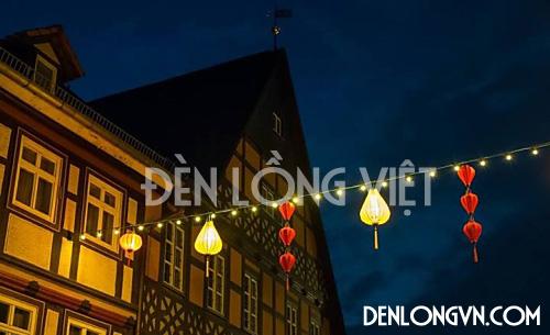 Đèn lồng Hội An tại Đức