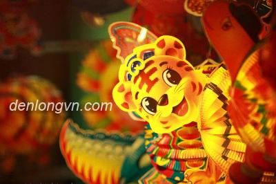 long den trung thu Đèn Trung Thu truyền thống