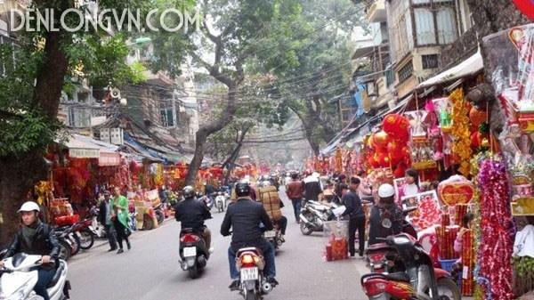 pho den long hang ma