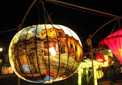 tour du lịch trải nghiệm làm nghệ nhân đèn lồng