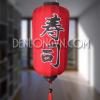 Đèn lồng tre kiểu Nhật Bản