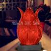 Đèn bàn trang trí tulip 20cm