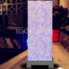 Đèn bàn trang trí kiểu vuông 30cm
