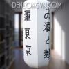 Đèn lồng Nhật khung sắt