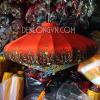 Đèn lồng vải hoa mẫu 19