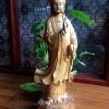 Tượng gỗ Phật Quan Âm mẫu 3