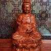 Tượng gỗ Phật Quan Âm mẫu 4