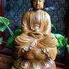 Tượng gỗ Phật Thích Ca mẫu 2