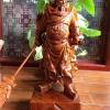 Tượng gỗ Quan Công mẫu 2