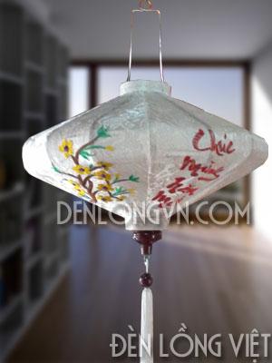 đèn lồng đĩa bay chúc mừng năm mới 2