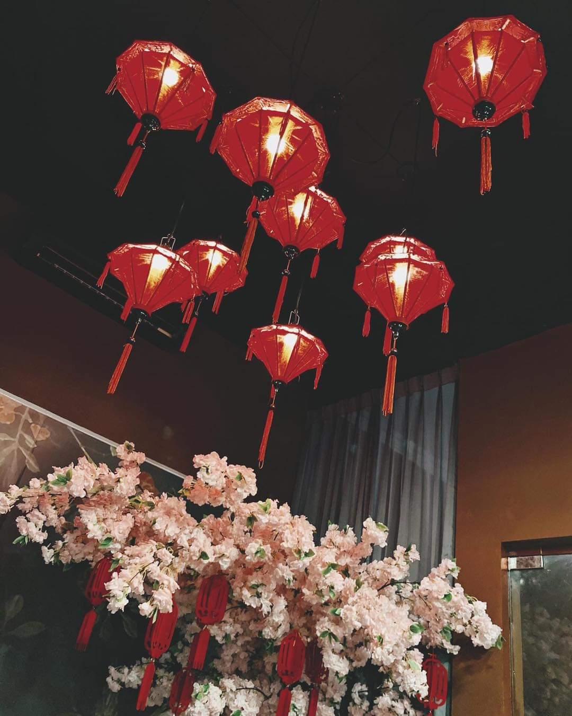 Đèn trung thu thuần Việt