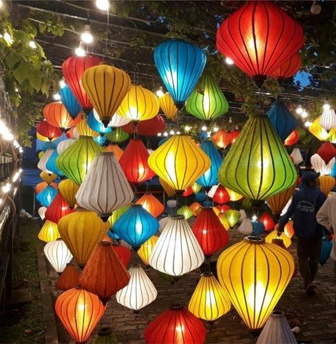 Cửa hàng Đèn lồng Hội An bán lẻ Toàn Quốc | Xưởng đèn lồng