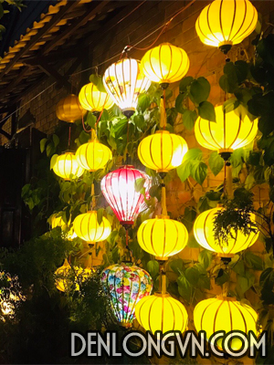 Đèn lồng trung thu đậm chất Việt