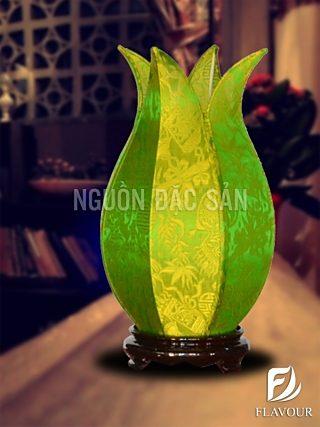 Đèn tulip 35cm