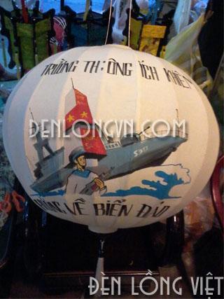 đèn lồng biển đảo Việt Nam