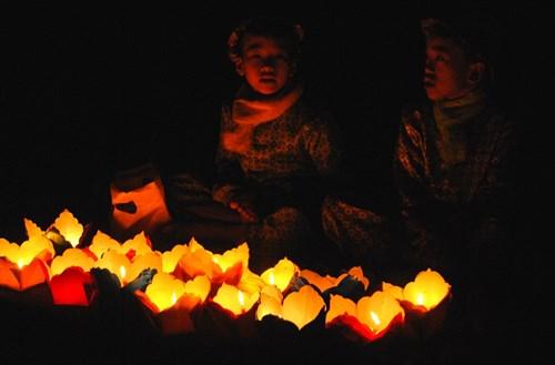 Hội An lung linh đèn lồng phố cổ5