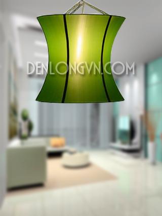 Đèn treo nội thất kiểu ống cong
