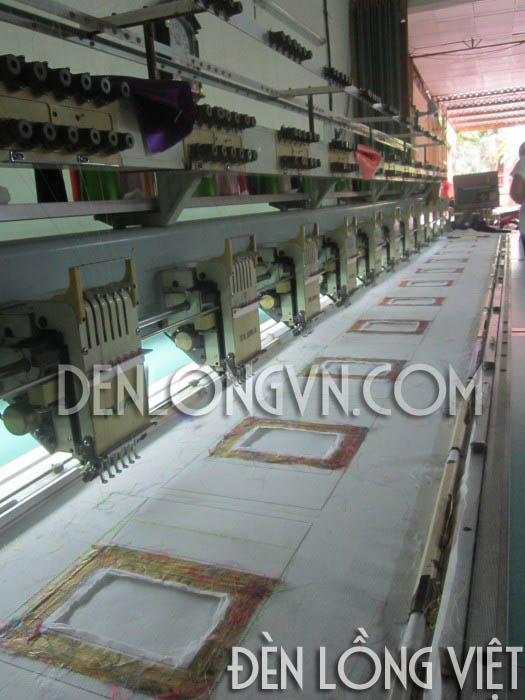 cơ sở sản xuất đèn lồng xuất khẩu