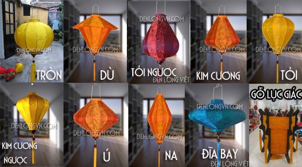 Đèn lồng Hội An giá sỉ | Đèn lồng Việt