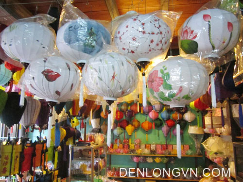 Cửa hàng Đèn lồng Việt - cửa hàng online trực tuyến
