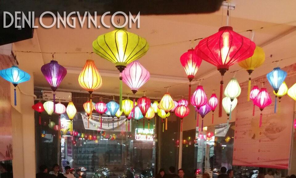 Đèn lồng Hội An rẻ đẹp | Xưởng đèn lồng