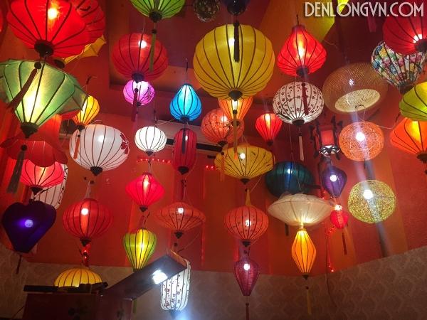Đèn lồng Hội An chính hiệu tại Hà Nội