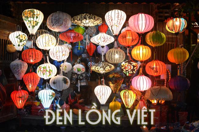 Thương hiệu Đèn lồng Việt